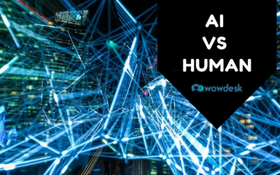 Will AI take humans out of Customer service in the near future?