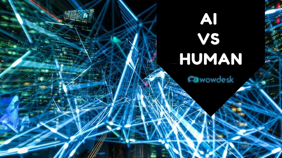 Will AI take humans out of Customer services in the near future?