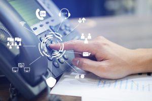 close-employee-call-center-man-hand