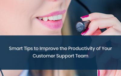 Smart Tips to Improve the Productivity of Your Customer Support Team